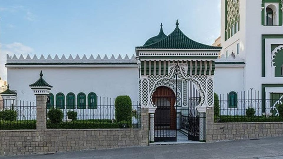 Mezquita Muley El Mehdi de Ceuta