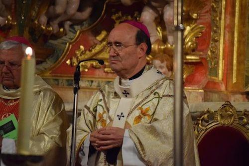 Fidel Herráez Vegas, arzobispo de Burgos
