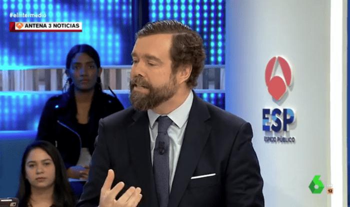 Iván Espinosa de los Monteros en Antena 3