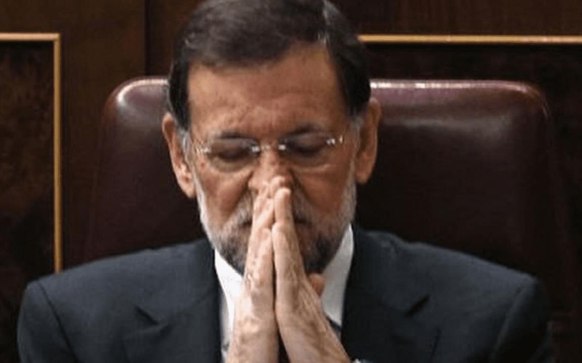 Mariano Rajoy, expresidente del gobierno y del PP