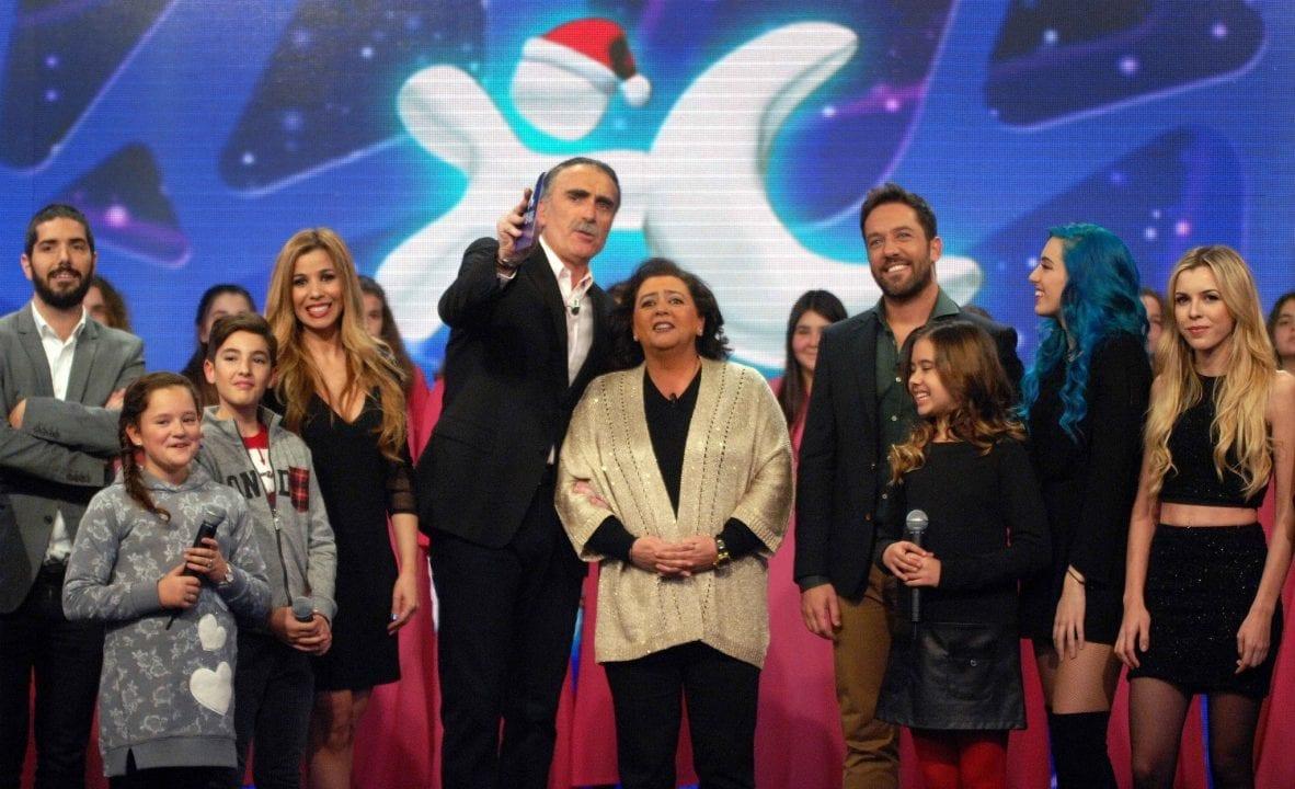 Programa de Canal Sur con María del Monte y Juan Y Medio