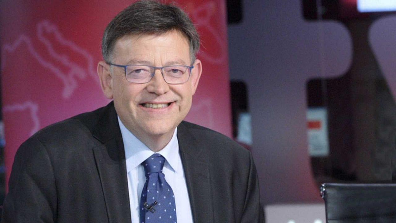Ximo Puig, empresario mediático y presidente de la Comunidad Valenciana