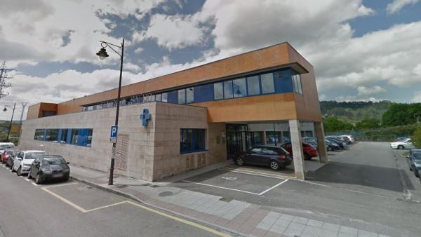 Centro de salud de Lugones (Asturias)