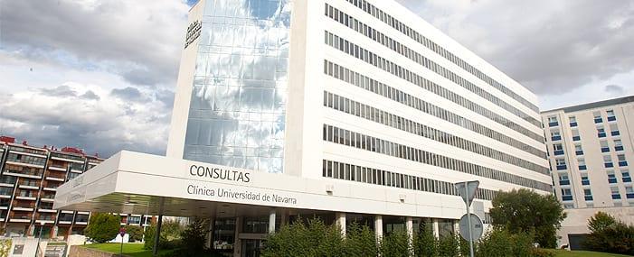 Clínica Universidad de Navarra.