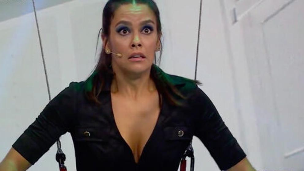 Cristina Pedroche en el programa El Hormiguero de Antena 3