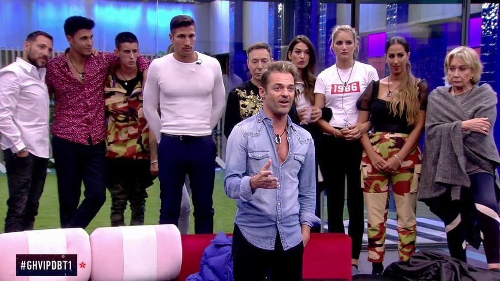 Gran Hermano VIP 2019.