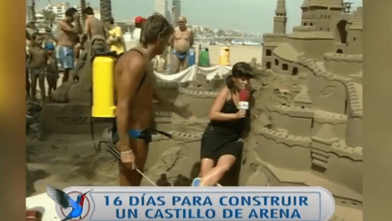 Paqui Peña en Telecinco
