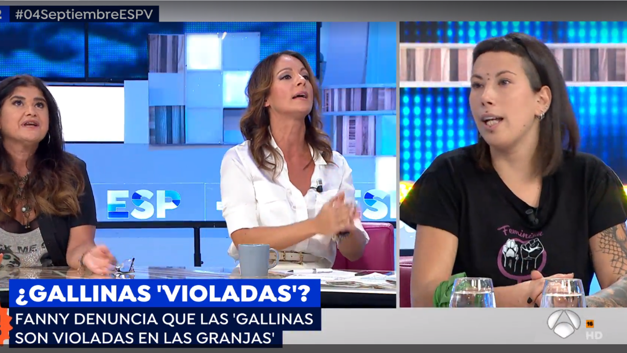 Imagen del Programa 'Espejo Público' de Antena 3