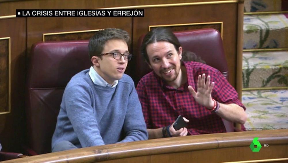 Errejón e Iglesias en La Sexta