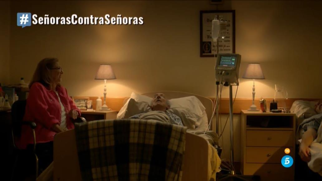 Imagen de la serie Señoras del (h)AMPA de Telecinco