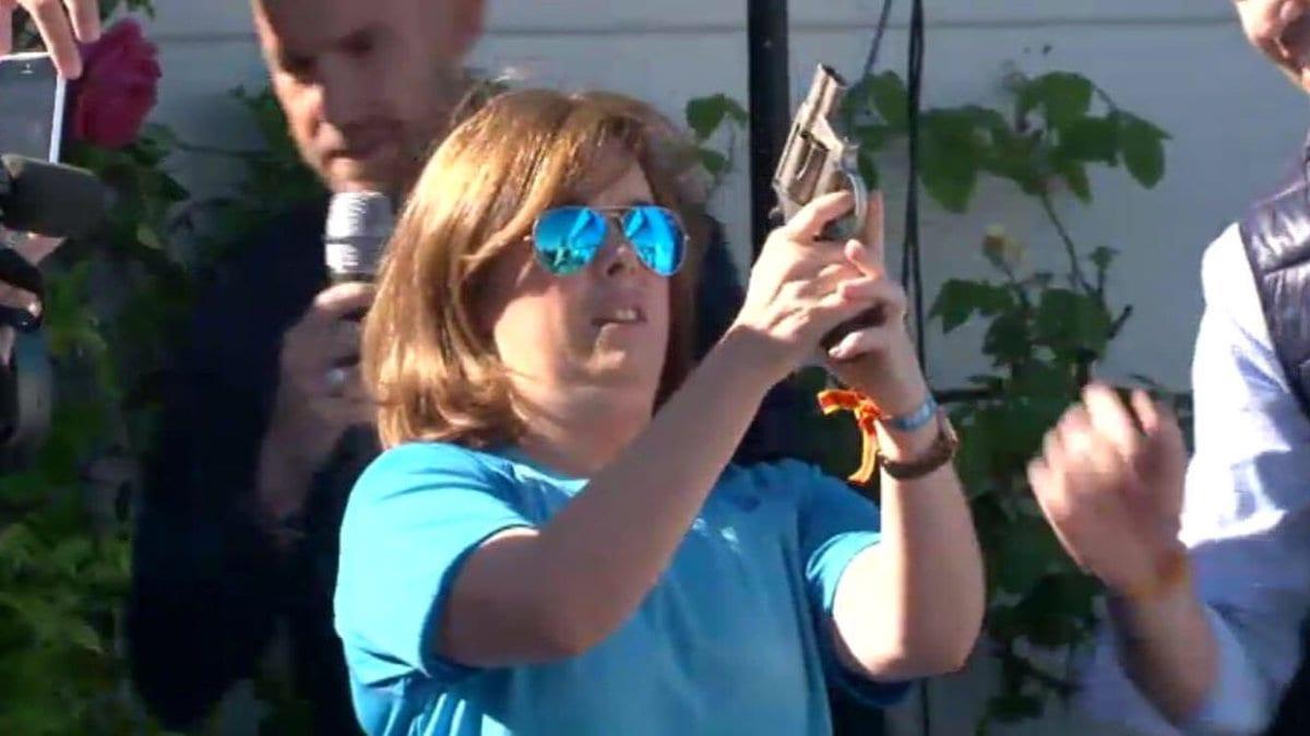 Soraya Sáenz de Santamaría, exvicepresidenta del Gobierno de M. Rajoy.