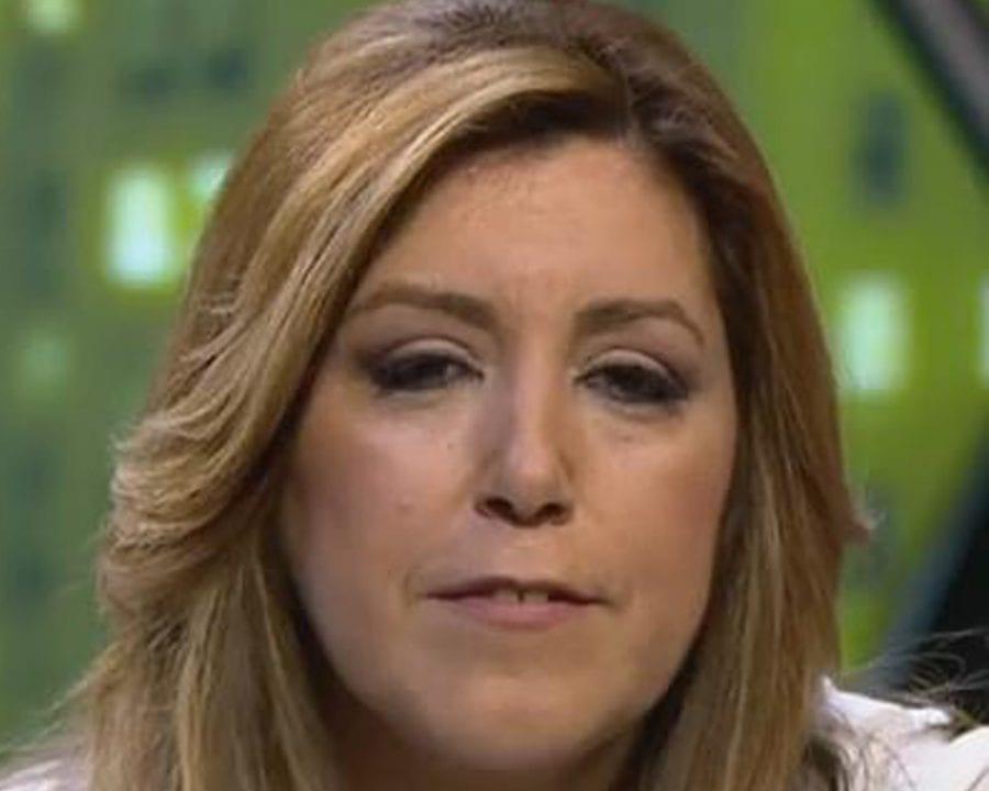 Susana Díaz, jefa de la organización PSOE-A