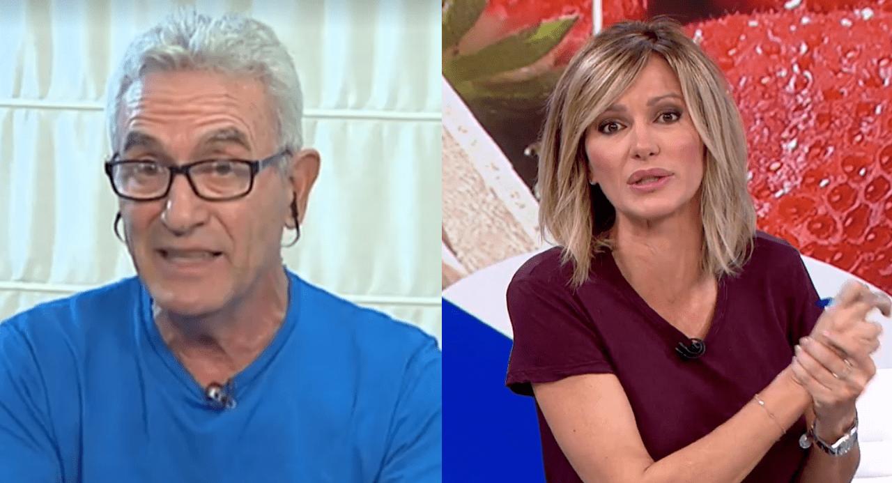 Diego Cañamero y Susanna Griso en Antena 3.