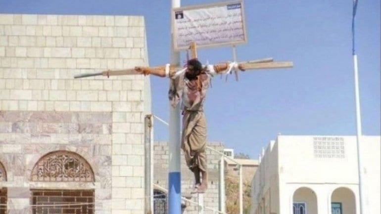 Ejecución en Arabia Saudí