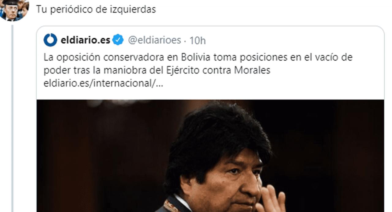 Crítica de Sr. Gobernador @Mikelmoso a 'Eldiario.es'