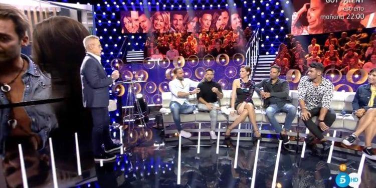'GH VIP: el debate' de Telecinco.