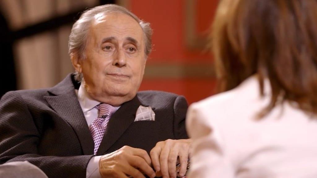 Jaime Peñafiel en Cuatro.