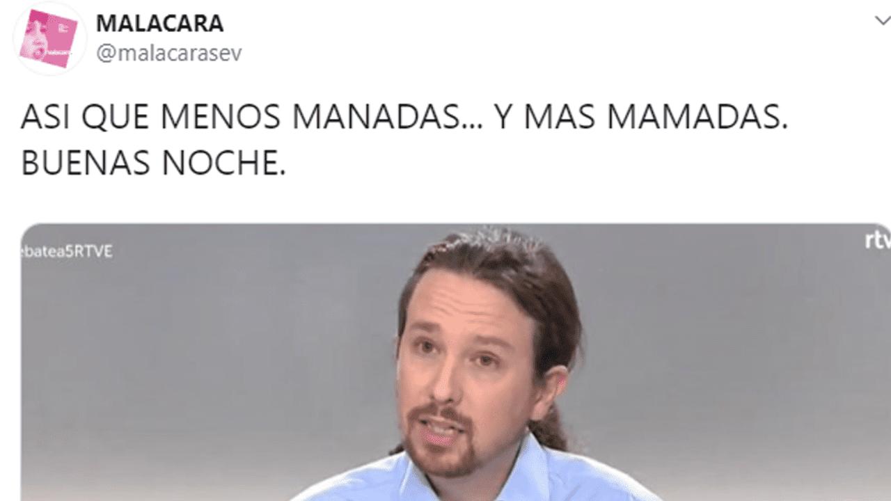 Meme de MALACARA (@malacarasev)