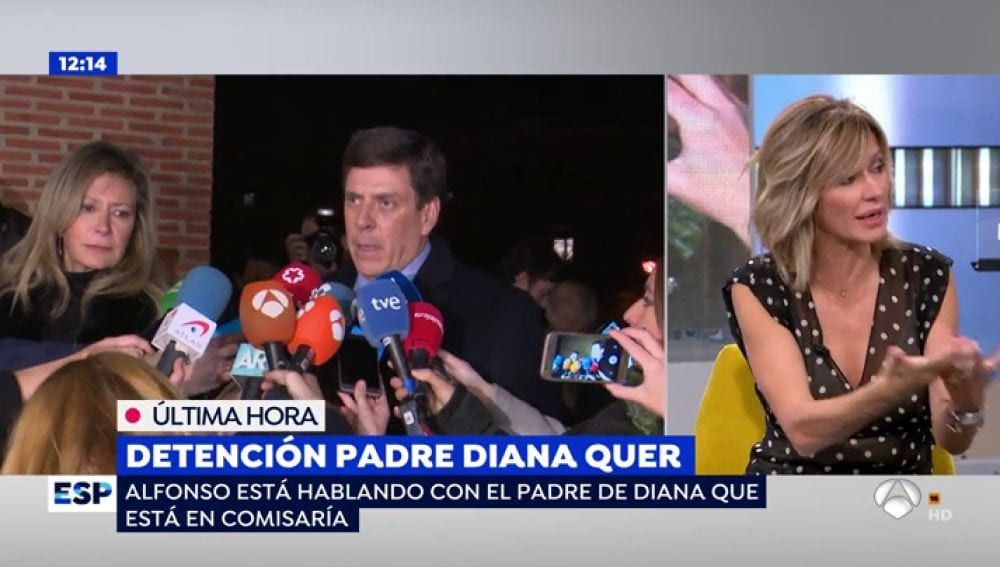 Susanna Griso en Atresmedia.