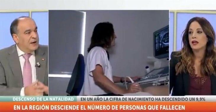 Francisco Carrera en 7TV.