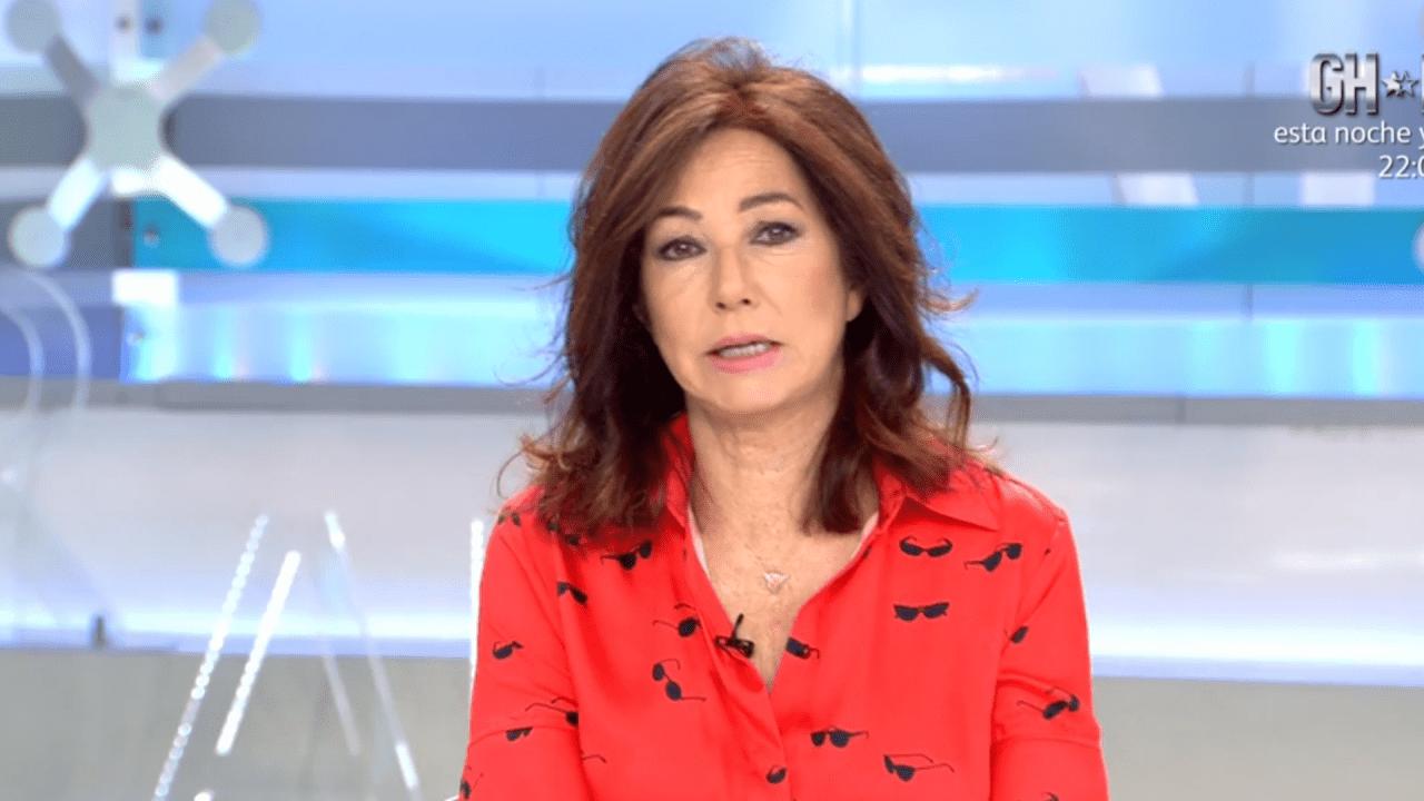 Ana Rosa Quintana en Telecinco.