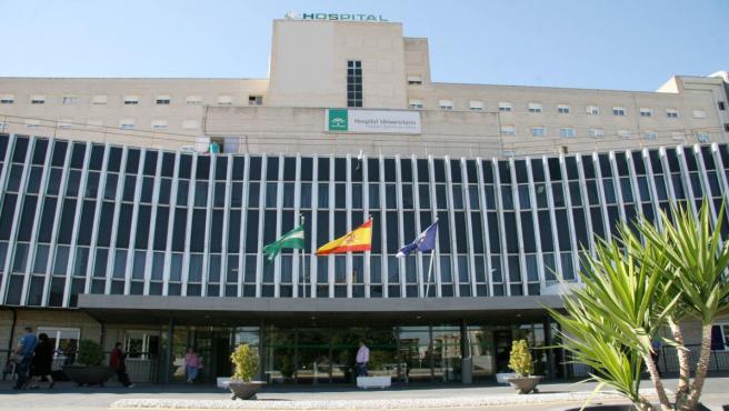 Hospital de Valme (Sevilla).