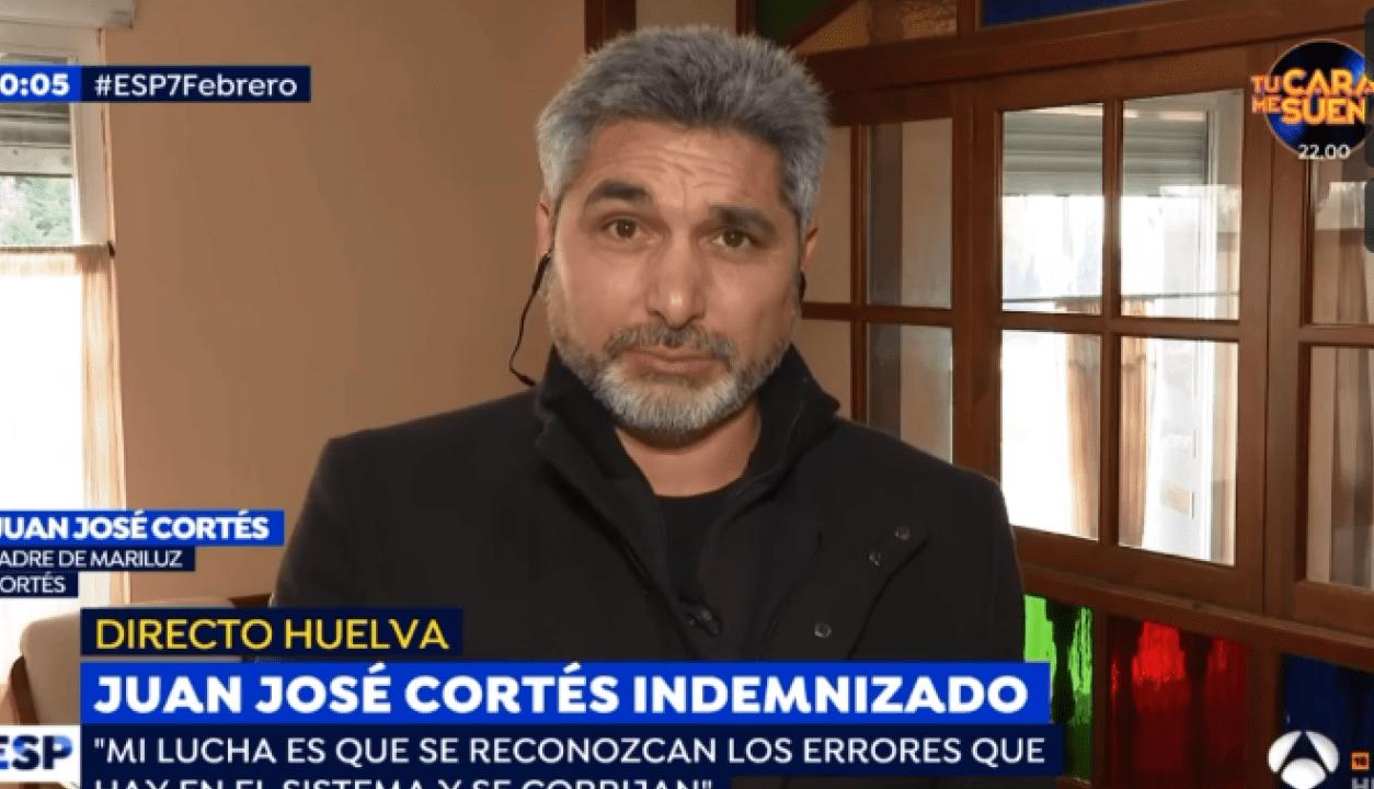 Juan José Cortés en Espejo Público