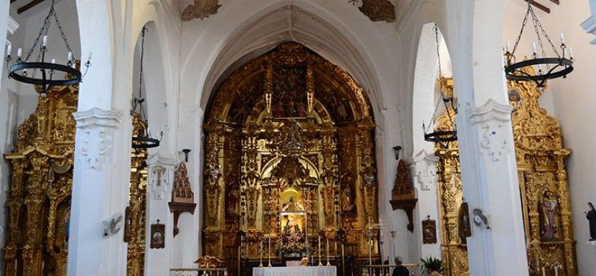 Iglesia El Salvador en Pedroche (Córdoba)