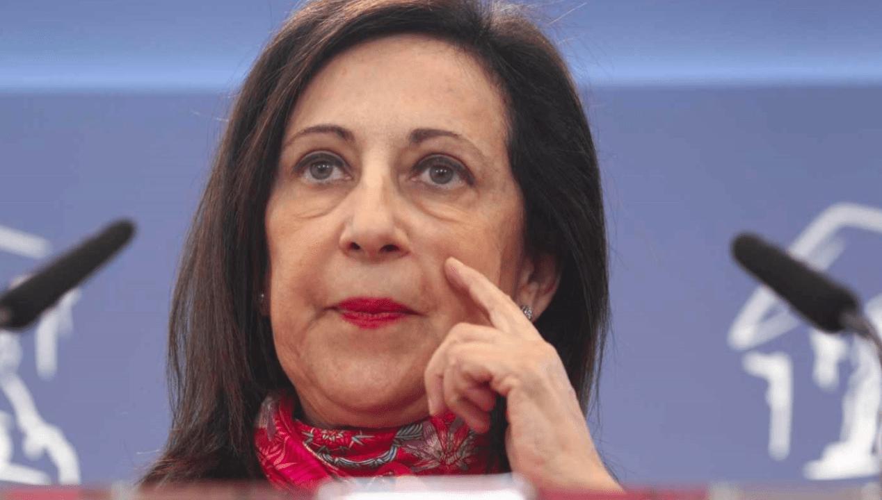 Margarita Robles, ministra de Defensa del Gobierno de España