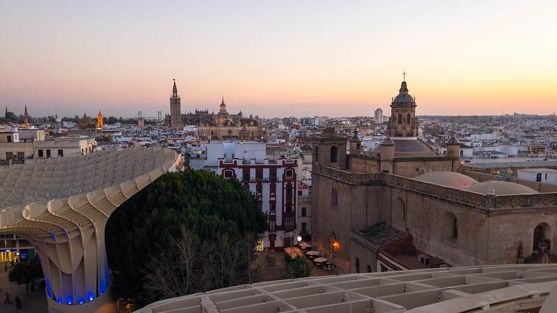 Mirador de Las Setas de Sevilla - Autor: Flickr LDV Photos