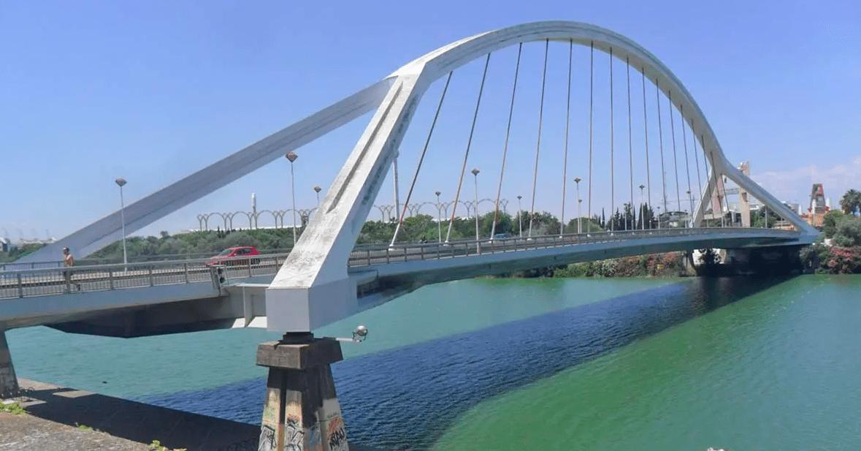 Puente de la Barqueta, Sevilla