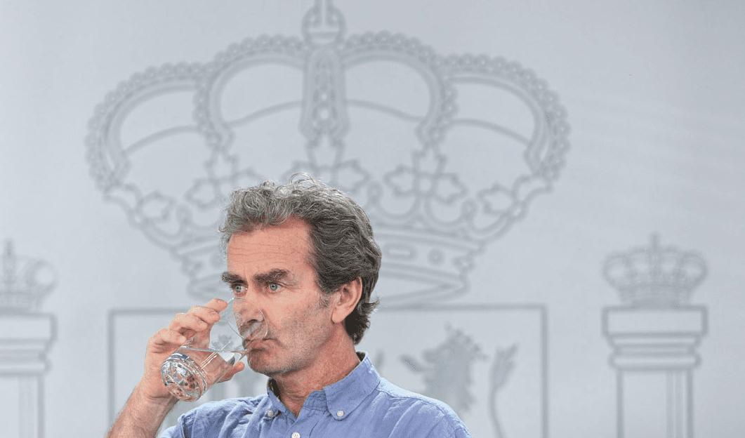 Fernando Simón, experto del ministerio de Sanidad al frente de la emergencias sanitarias como el coronavirus en España