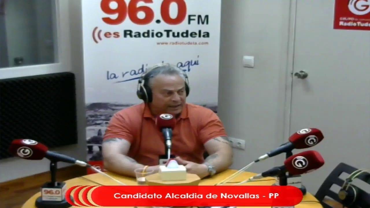 Eloy Valero Asensio, concejal del PP.