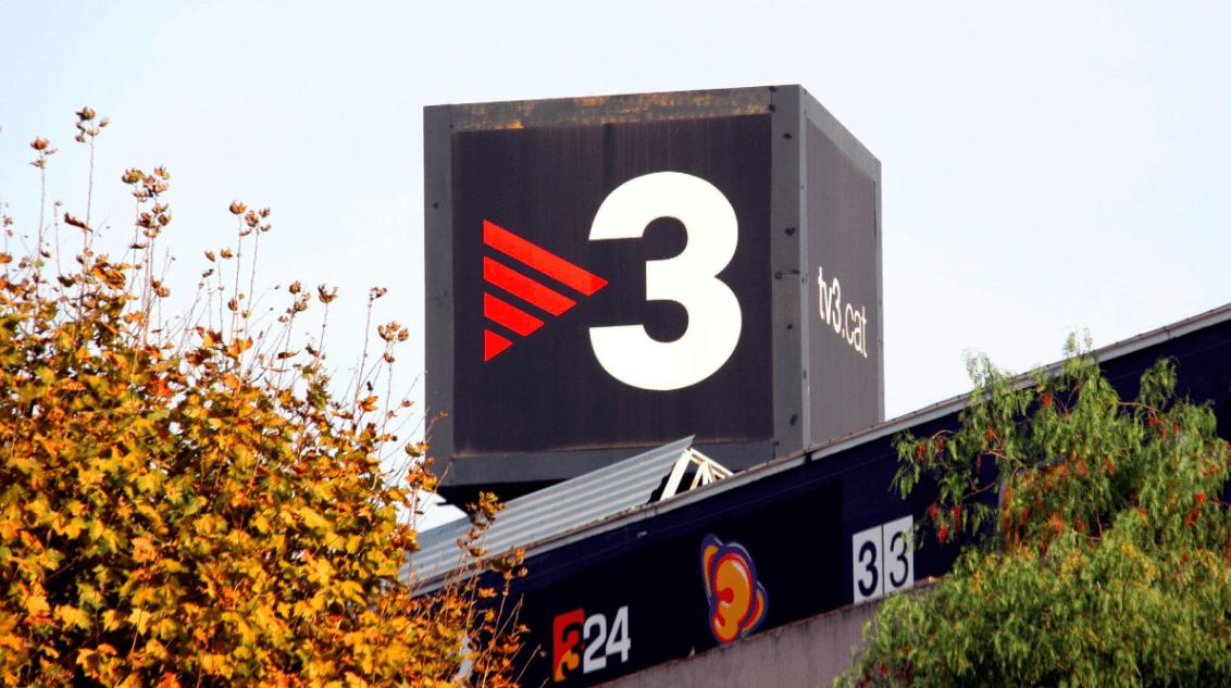 Sede de la televisión autonómica catalana TV3