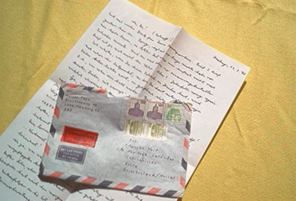 Carta (imagen ilustrativa)