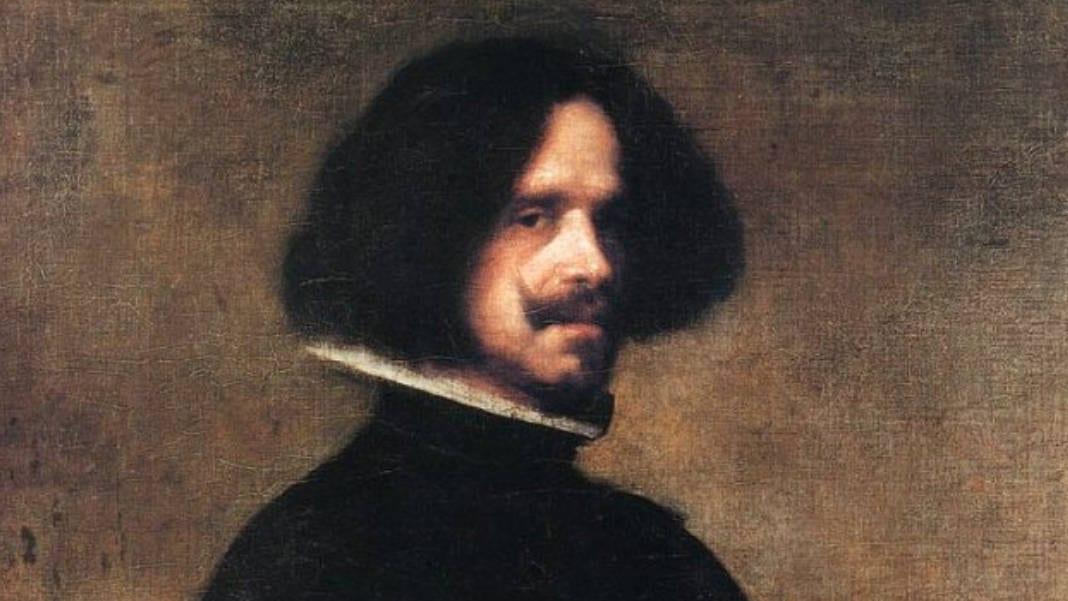Diego Velázquez, autorretrato.