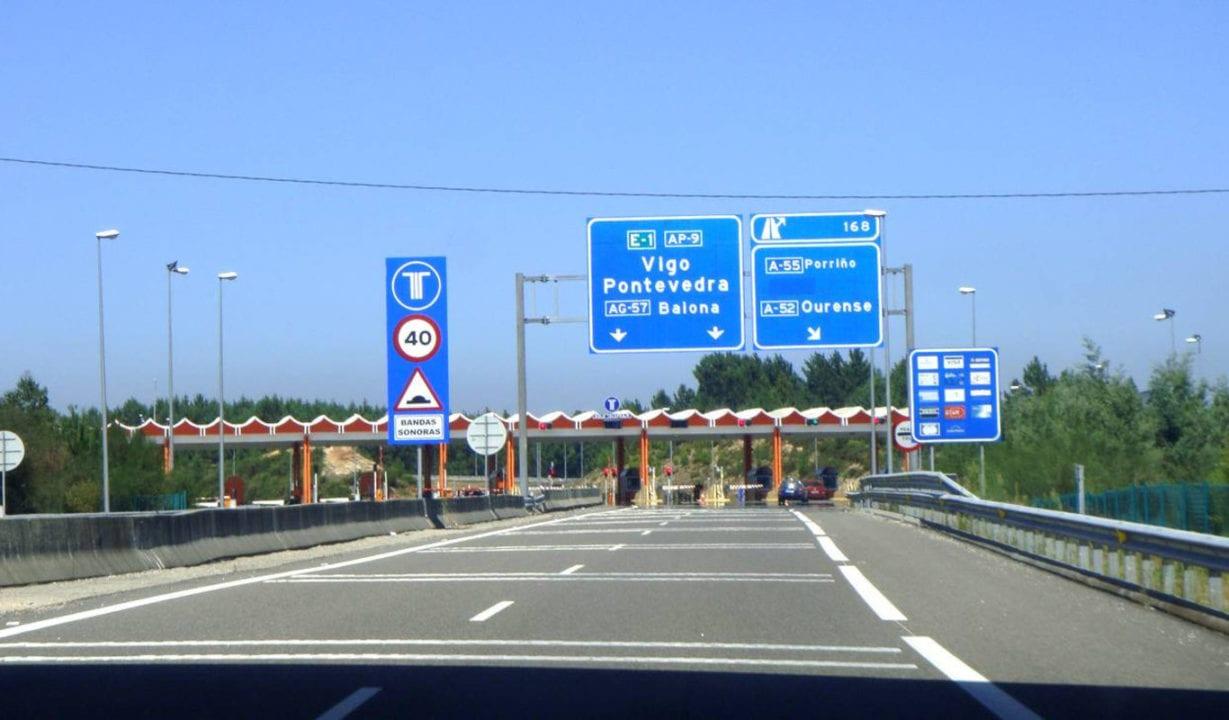 Autopista AP-9.