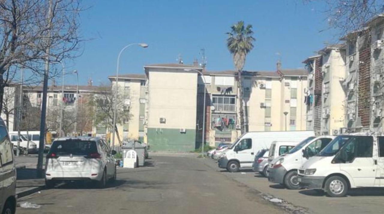 Barrida de las Tres Mil Viviendas de Sevilla