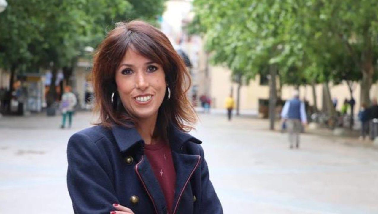 Martina Velarde, diputada de Podemos amenazada por simpatizantes de Vox
