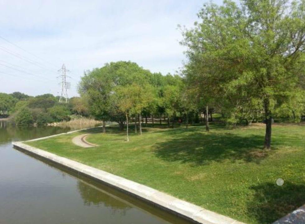 Parque del Alamillo, Sevilla