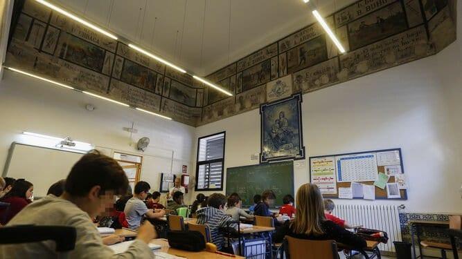 Centro educativo en Andalucía.