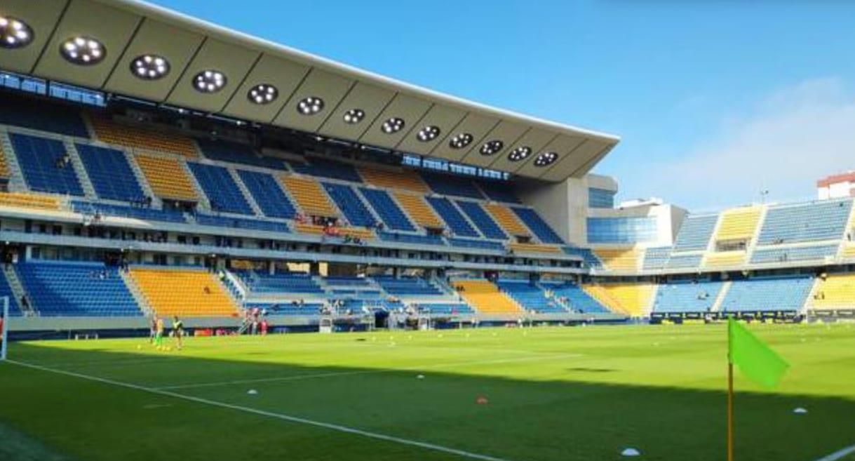 Estadio Ramón de Carranza, Cádiz