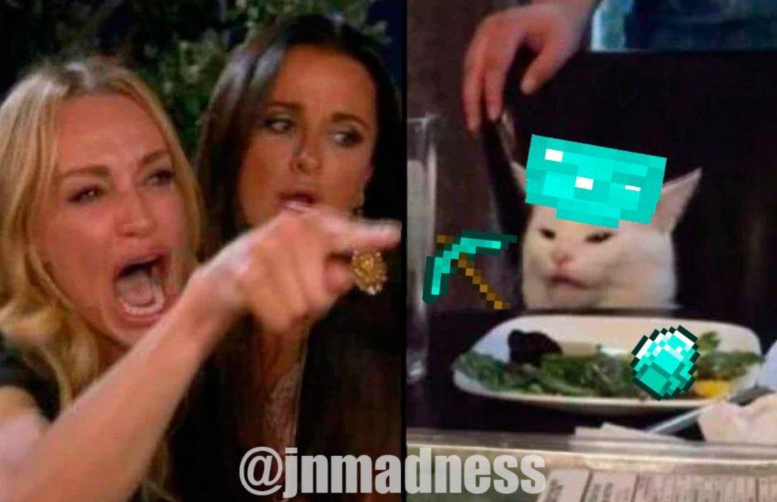 Meme sobre los ataques a los videojugadores - Fuente: Twitter @jnmadness