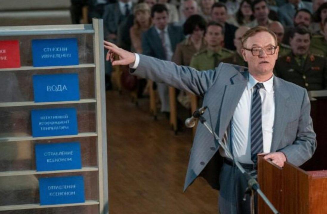 Chernóbyl, serie de HBO