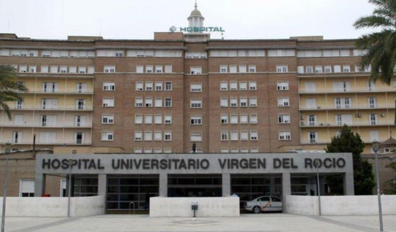 El Hospital Virgen del Rocío de Sevilla.