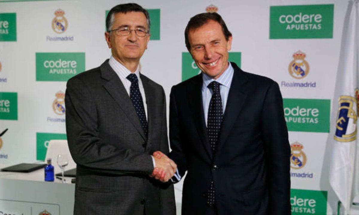 Peces gordos de Codere y Real Madrid.