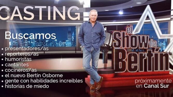 El Show de Bertín, programa de Canal Sur.