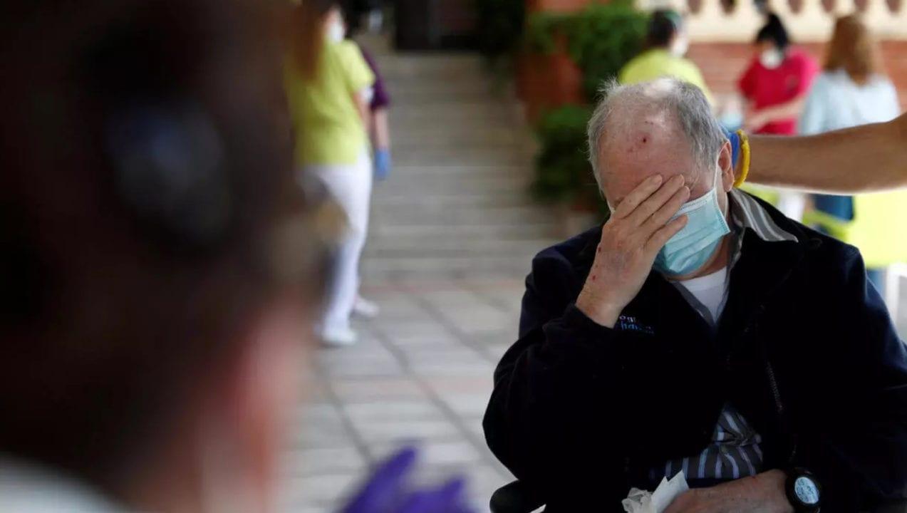 El coronavirus afecta en mayor medida a los ancianos que viven en residencias - Imagen ilustrativa