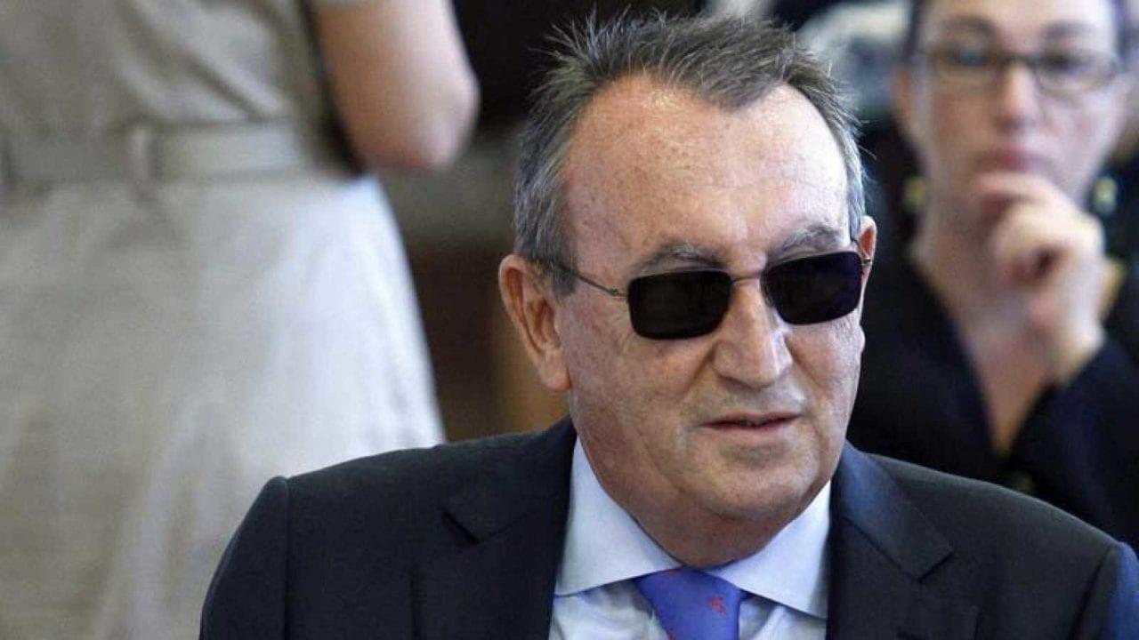 Carlos Fabra, pez gordo de la organización autodenominada Partido Popular.