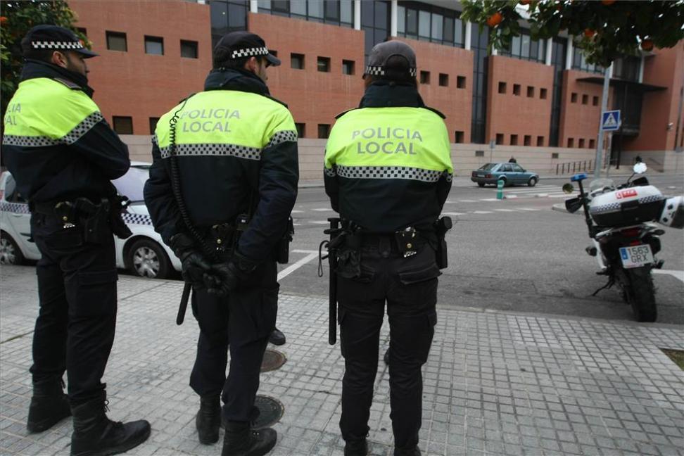 Policía Local de Córdoba.